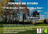 Aplazado torneo de golf de otoño