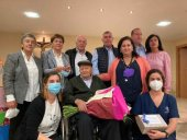 Homenaje a un centenario de Los Rábanos