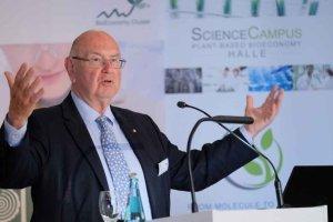 El padre de la bioeconomía, en Soria