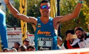Fernández Pinedo gana el 10 K de Logroño