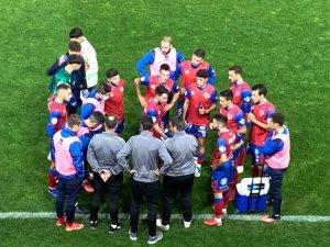 El Numancia se despide de la Copa RFEF