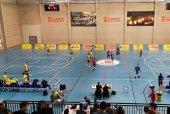 Primera victoria en casa de Balonmano Soria