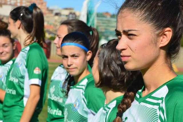 Nueva temporada para el San José femenino -  fotos