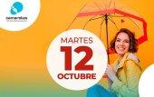 CC. Camaretas abre el Día del Pilar