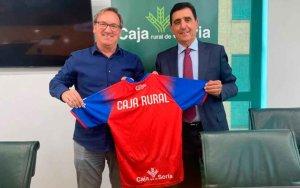 Caja Rural y Numancia estrechan sus lazos