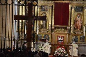 La Cruz y el Icono de la JMJ - fotos