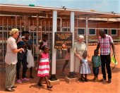 Apoyo a tres proyectos en países en desarrollo
