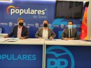 """El PP califica de """"decepcionantes"""" los PGE"""