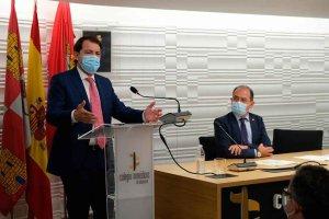Mañueco apuesta por pacto de Estado en sanidad
