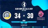 Balonmano Soria debuta con victoria en la Copa