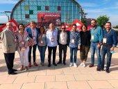 Los socialistas sorianos participan en Congreso Federal