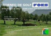 Torneo de Golf FOES 2021