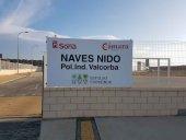 Nueva empresa en las naves nido de Valcorba