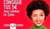 Oferta de 50.000 Soria Bonos para navidades