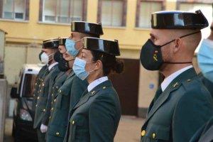 Refuerzo en la Guardia Civil - fotos