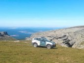Cuatro senderistas rescatados en los Picos de Urbión
