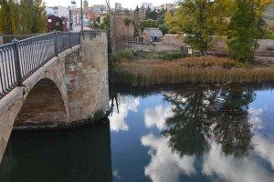 Soria: Duero otoñal - fotos