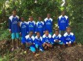 Equipaciones para un colegio de Camerún