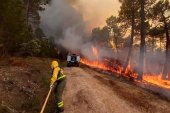 Descenso del 25 por ciento en campaña de incendios