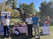 Ganadores del torneo de Golf FOES 2021