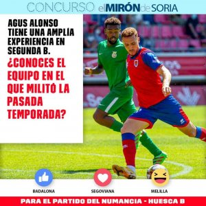 Gana dos entradas para ver el Numancia-Huesca B